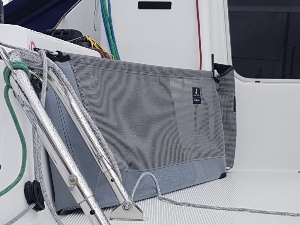 Bayabouts Outils Océans, Baille à bouts pour bateau de la classe Figaro