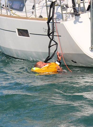 Magic-Reboard : pour remonter à bord seul en sécurité