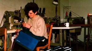 Isabelle Canevet 1987