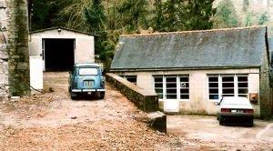 Locaux Outils Océans 1987