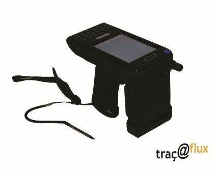 PDA Mixte CB RFID tactile avec logo