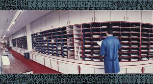 Salle Courrier du CMB