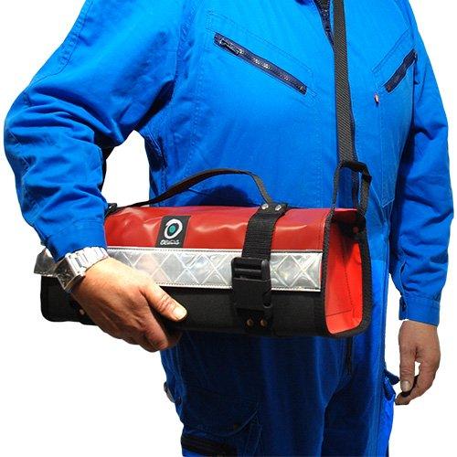 Sacoche CO10 Rouge portage bandoulière