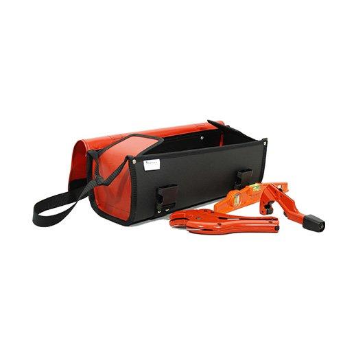 Sacoche CO10 Rouge ouverte avec outils