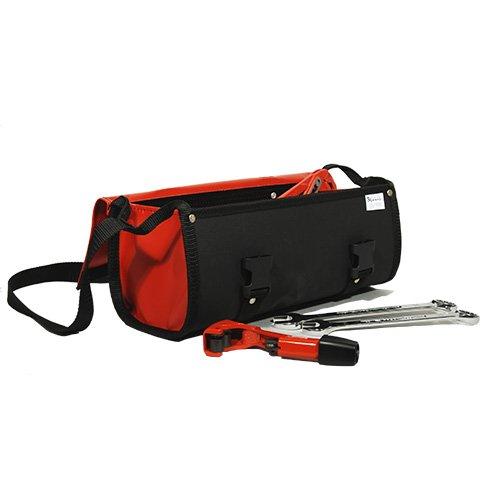 Sacoche CO1 Rouge Ouverte avec outils