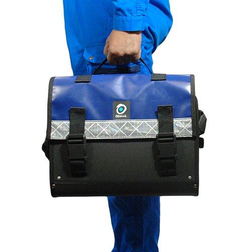 Sac à outils CO6 Marine portage poignée surmoulée ergonomique