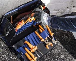 Ranger et transporter les outils