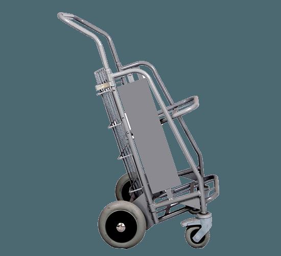 Chariot diable pliant double tablette - 1736-6326