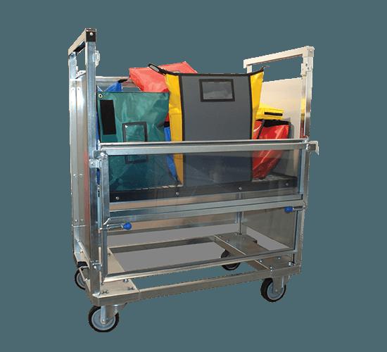 Chariot fond auto-élévateur - 3292 CV300FM