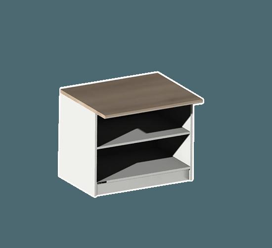 Support pour meuble de 15 cases