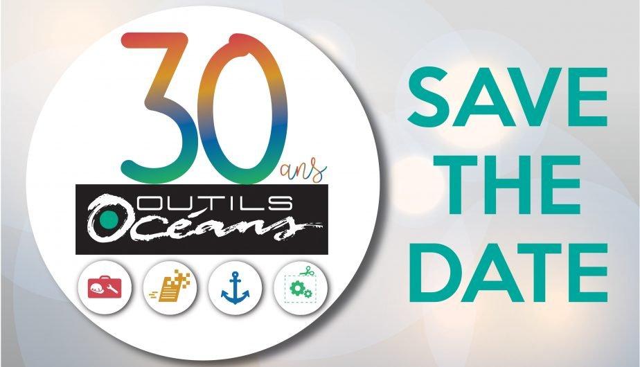 Outils Océans fête ses 30 ans les 14 et 15 Juin 2018 !