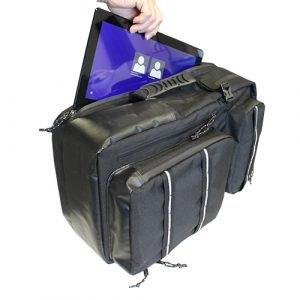 SD294515, sac à dos Technique et Tertiaire d'Outils Océans. Il est idéal pour emporter votre matériel partout avec vous en déplacement grâce à ses nombreux rangements.