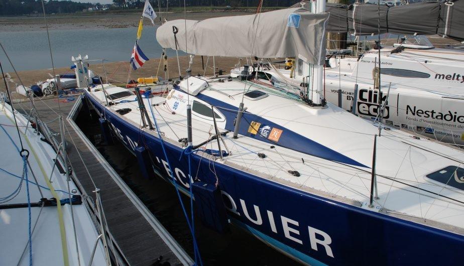 Outils Océans devient partenaire de la Classe Figaro Bénéteau