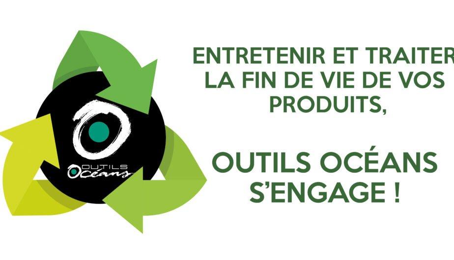 Outils Océans s'engage pour l'Environnement !