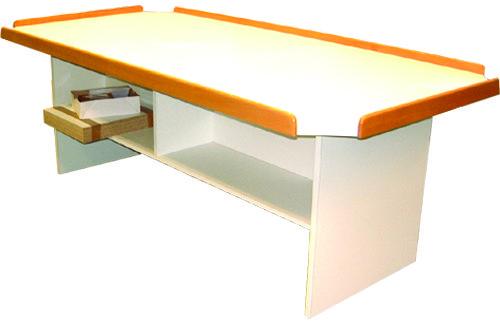 Table à ridelle pour tri de courrier Outils Océans