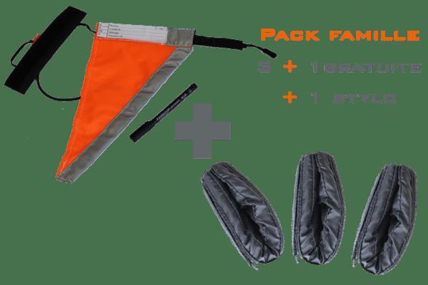 BAB'So City - Pack Famille: Nouvel équipement de sécurité et de survie pour toute votre famille